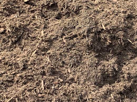 Bark-mulch